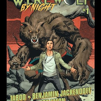 Meet 17-Year Old Jake Taboos New Werewolf by Night From Marvel Comics