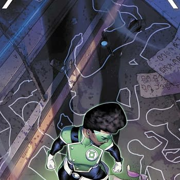 REVIEW: Far Sector #4 &#8212 This Is A Complex Enjoyable Science Fiction Mystery