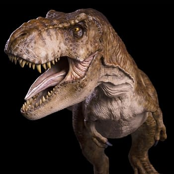 Jurassic World T-Rex is on the Loose with New Chronicle Statue
