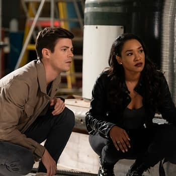 The Flash Season 6 Love Is A Battlefield: IHOP Now Stands for Iris House of Pancakes [PREVIEW]