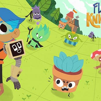 Rose City Games Announces Floppy Knights With A Reveal Trailer
