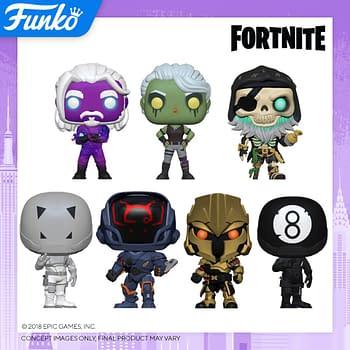 Funko Pop New York Toy Fair 2020 Reveals &#8211 Fortnite