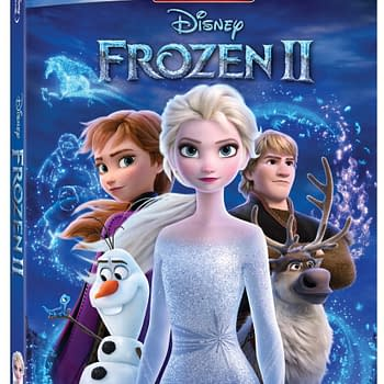 Giveaway: Frozen 2 Blu-Ray Combo Pack