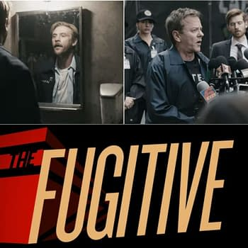 The Fugitive: Quibi Teaser Finds Boyd Holbrooks Mike Wrongfully Accused&#8230 On the Run&#8230 And Being Hunted by Kiefer Sutherland [VIDEO]