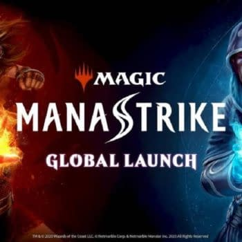 """Magic: ManaStrike"" Comes to Mobile! - ""Magic: The Gathering"""