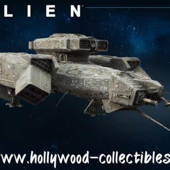 """""""Alien"""" Nostromo Lands as a New Collectible with HCG"""