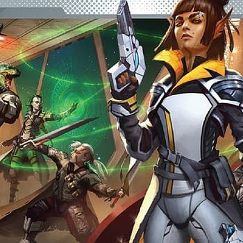 Starfinder: The Threefold Conspiracy Releases New Adventure