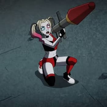 Harley Quinn Season 1 The Final Joke: But Harleys Not Laughing&#8230 [PREVIEW]