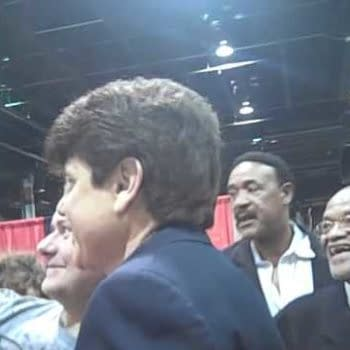 When Bleeding Cool Spoke to Rod Blagojevich at Wizard World Comic Con Chicago
