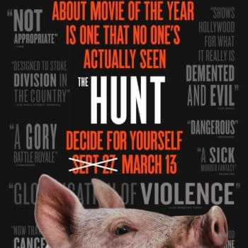 """Universal's Back into """"The Hunt"""", New Trailer, Poster"""