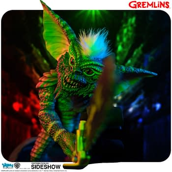 Gremlins Stripe Arrives with New Statue from Ikon Collectibles