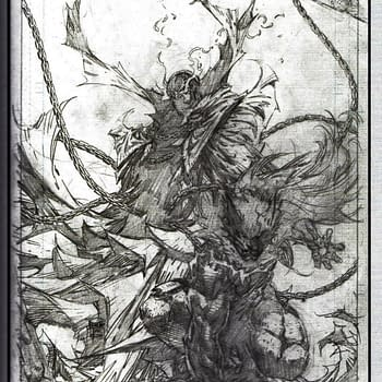 Philip Tan Creates New Character For Spawn