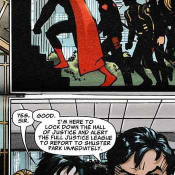 Connor Kent Meets Superman &#8211 and Superboy Prime (Spoilers)