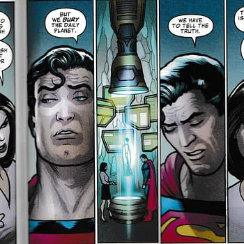 Could Superman Be Getting Another New Identity &#8211 King Superman (Spoilers for Superman #20 Supergirl #39 and Heroes)