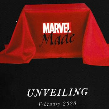 New Marvel Product Line Teased Marvel Made For Toy Fair Maybe