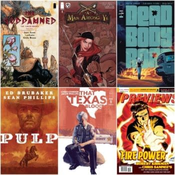 A Man Among Ye and That Texas Blood launch as Goddamned and Dead Body Road return in Image Comics May 2020 Solicits