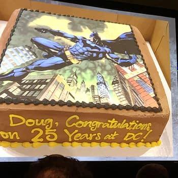 DC Unveils Ultra-Rare Doug Mahnke Cake Variant at C2E2