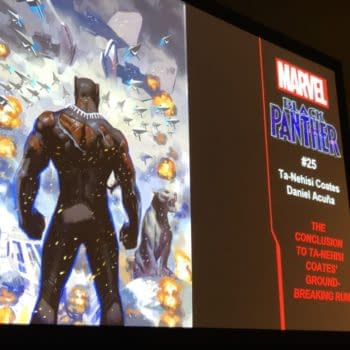 Ta-Nehisi Coates to Leave Black Panther After Issue #25