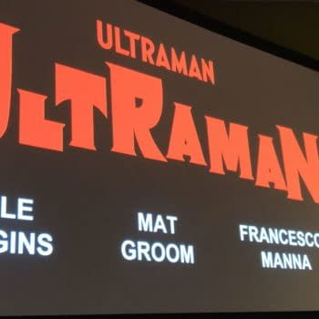 Kyle Higgins to Write New Ultraman Series at Marvel