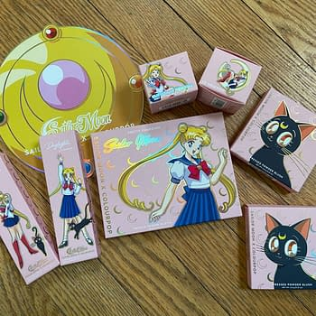 ColourPop's new Sailor Moon line will help you fight evil by moonlight!