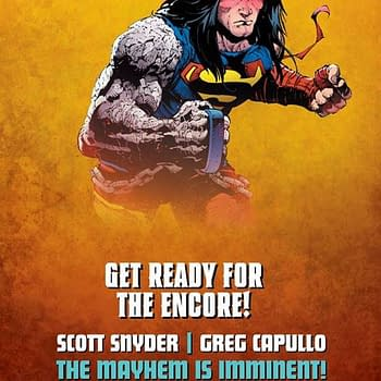 Scott Snyder and Greg Capullos Metal Sequel Death Metal To Be Announced by DC on Wednesday