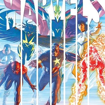 Marvel Confirms The Marvels by Kurt Busiek Alex Ross and Yildiray Cinar (Again)