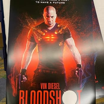 What If Valiant Forgot They Had a Bloodshot Movie Out In Two Weeks at C2E2