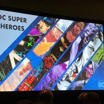 C2E2 Super Heroes of DC Panel