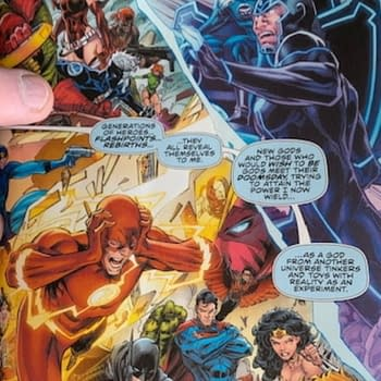 An Exclusive Look Inside Flash #750 from C2E2 &#8211 and the Story That Will Change the DC Universe (If They Let It) SPOILERS
