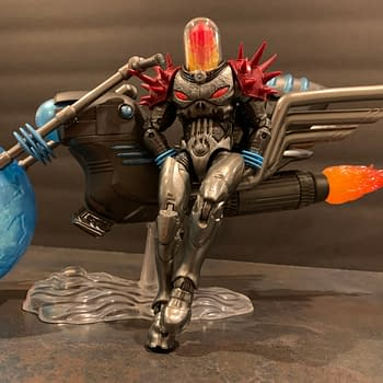 Lets Take a Look at the Marvel Legends Cosmic Ghost Rider