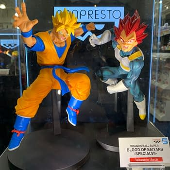 New York Toy Fair: 22 Photos from Ban Presto Booth