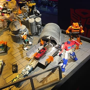 Toy Fair 2020 - Hasbro's the Transformers
