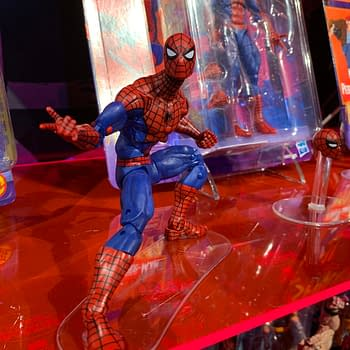 New York Toy Fair 2020: 60 Photos from Hasbro Marvel Legends