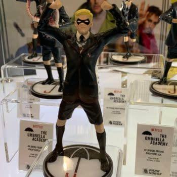 New York Toy Fair 2020: 28 Photos from the Dark Horse Booth