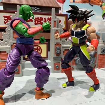 New York Toy Fair: 31 Photos from the Bandai America Booth