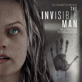 The Invisible Man Appears on Blu-ray on May 26th