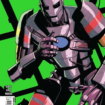 Robots Unite in Iron Man 2020 #2 [Preview]