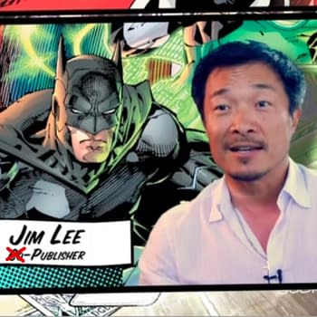 Jim Lee Says DC Comics Isnt Going Away But Also Claims He Will Live to Age 140