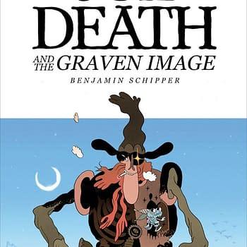 Dark Horse to Publish Benjamin Schippers Debut OGN Joe Death and the Graven Image