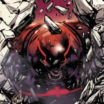 Fabian Nicieza and Ron Garney Launch New Juggernaut Series at Marvel in May