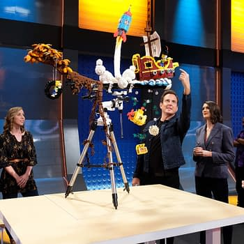 LEGO Masters Season 1 Cut In Half: Will Our Competitors See the Whole Picture [PREVIEW]