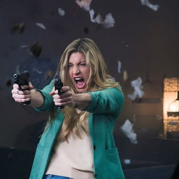 DCs Legends of Tomorrow Season 5 Mortal Khanbat: We Think The Prognosticators Pretty Cool Ava &#8211 Our Legends Not So Much&#8230 [PREVIEW]