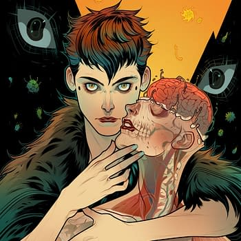 AfterShock Comics Launches Lonely Receiver and Sympathy For No Devils in May 2020 Solicits