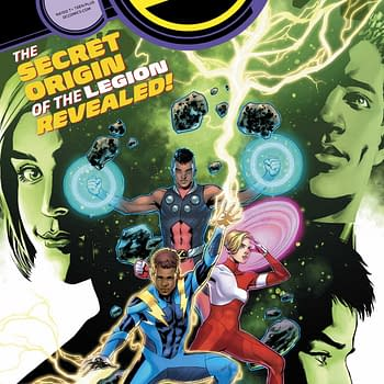 REVIEW: Legion Of Super-Heroes #4 &#8212 The Real First Issue Of The Latest Futuristic Reboot