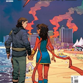 Kamalas Choice in Magnificent Ms. Marvel #12 [Preview]