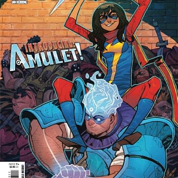 Amulet Debuts in Magnificent Ms. Marvel #13 [Preview]