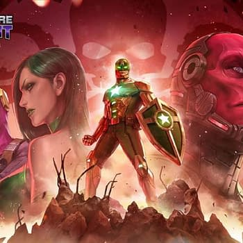Marvel Future Fight Gets A Secret Empire Update With New Costumes