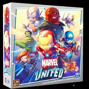Marvel United Has Launched A Kickstarter Campaign
