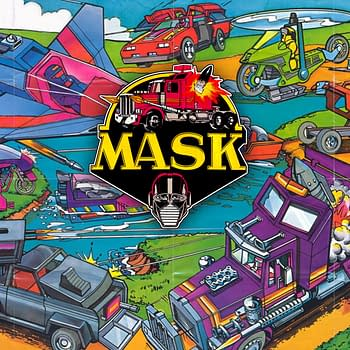 M.A.S.K. Film Gets Writer With Bad Boys For Life Scribe Chris Bremner