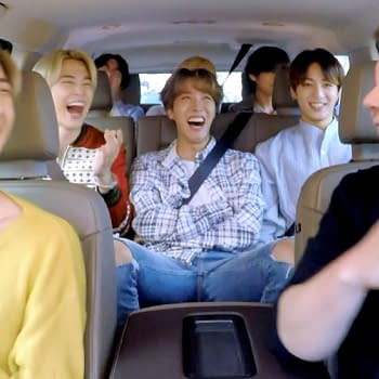 BTS The Late Late Show With James Corden Release Carpool Karaoke Teaser [PREVIEW]